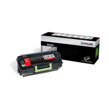 Lexmark OEM High Yield Black Laser Toner Cartridge, 62D0HA0 (MX710DE / MX711DE) (25,000 Page Yield)