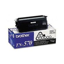 OEM Brother TN570 High Yield Black Laser Toner Cartridge