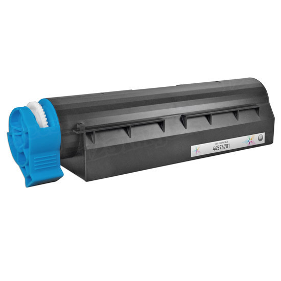 Compatible 44574701 Black Toner for Okidata