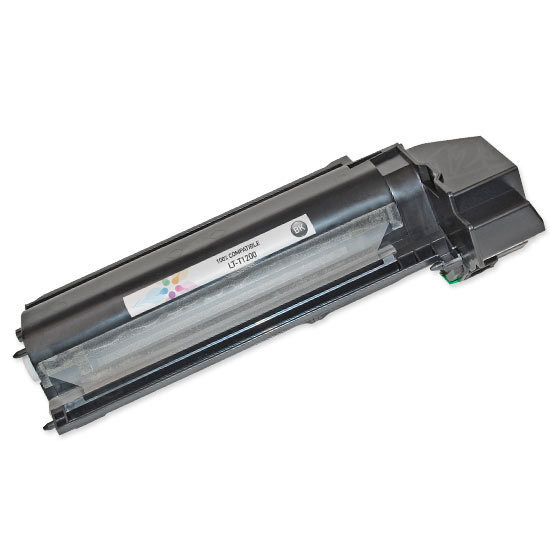 Compatible Toshiba T1200 Black Toner for the E-Studio 120/150