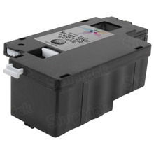 Compatible Dell 810WH Black Toner for 1250c,  1350cnw, 1355cnw Laser Printers, 2K Yield