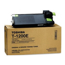 OEM Toshiba Black Toner Cartridge, T1200