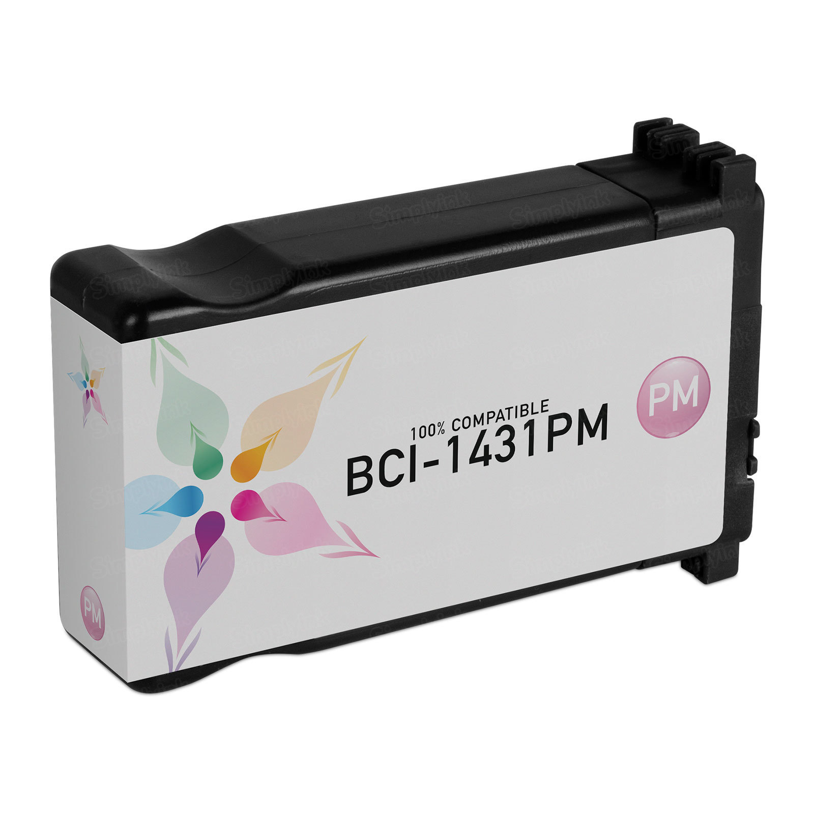 Canon Compatible BCI1431PM Photo Magenta Ink for imagePROGRAF W6200 & W6400