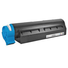 Compatible Okidata 44574901 High Yield Black Laser Toner Cartridges 10K Page Yield
