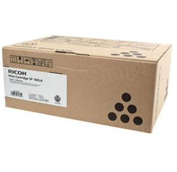 OEM Ricoh 407165 Black Toner Cartridge