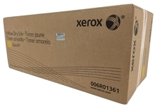 Xerox 006R01361 (6R1361) Yellow OEM Toner Bottle