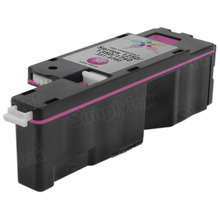Compatible Dell XMX5D Magenta Toner for 1250c,  1350cnw, 1355cnw Laser Printers, 1.4K Yield