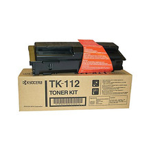 Kyocera-Mita OEM Black TK-112 Toner Cartridge