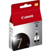 Canon PGI-7BK Black OEM Ink Cartridge, 2444B002