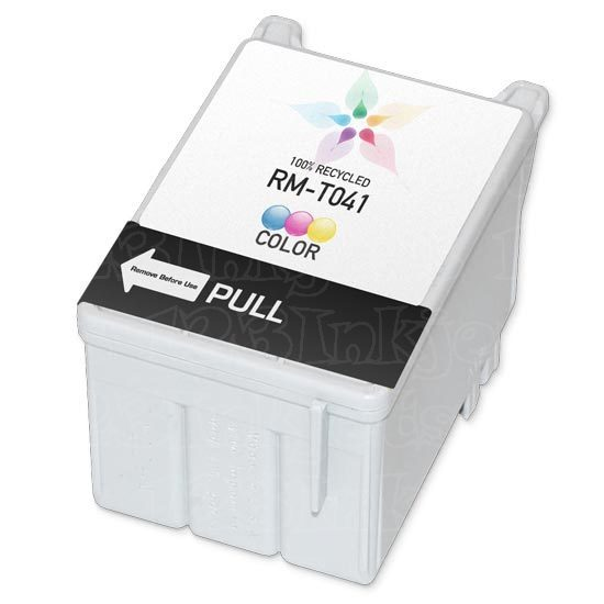 Epson Remanufactured T041020 Color Inkjet Cartridge