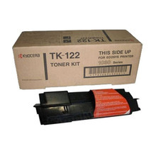 Kyocera-Mita OEM Black TK-122 Toner Cartridge