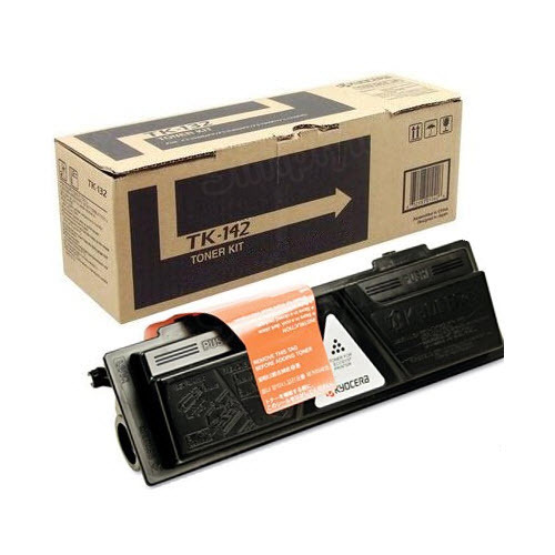 OEM Kyocera-Mita TK-142 Black Toner Cartridge