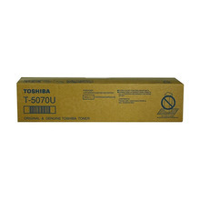 OEM Toshiba Black Toner Cartridge, T5070U