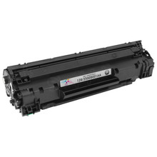 Canon 128 (2,100 Pages) Black Laser Toner Cartridge - Compatible 3500B001AA