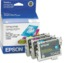 Original Epson 44 OEM Ink Cartridge Color 3-Pack, T044520, C/M/Y