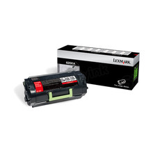 Lexmark OEM Extra High Yield Black Laser Toner Cartridge, 62D0XA0 (MX711DE / MX810DTPE) (45,000 Page Yield)
