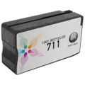 Remanufactured Replacement Black Ink for HP 711