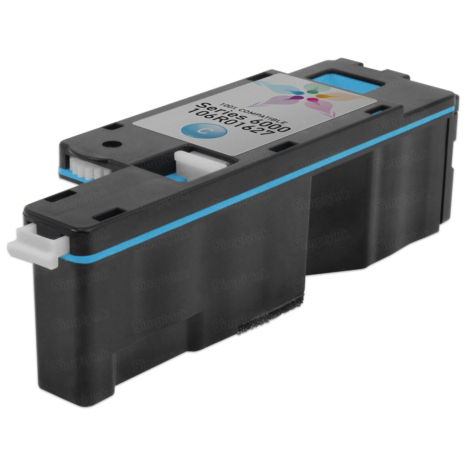 Compatible Xerox Phaser 6010 Cyan Toner