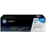 HP 125A (CB541A) Cyan Original Toner Cartridge in Retail Packaging