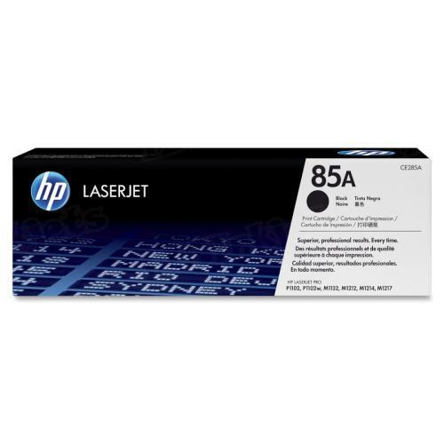 Original HP CE285A (85A) Black Toner