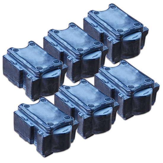 Compatible Xerox 108R00950 HY Cyan 6-Pack Solid Ink for the ColorQube 8870