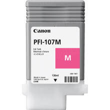 Canon 6707B001AA (PFI-107M) Magenta Ink Cartridge, OEM