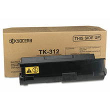 Kyocera-Mita OEM Black TK-312 Toner Cartridge