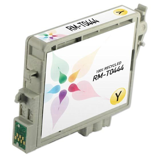 Epson Remanufactured T044420 Yellow Inkjet Cartridge