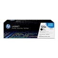 Original HP CB540AD (125A) Black Toner