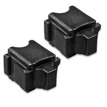 Compatible Xerox Set of 2 Black 108R00929 Solid Ink Blocks for the ColorQube 8570 / 8580