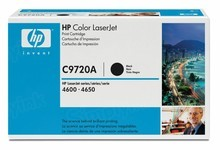 HP 641A (C9720A) Black Original Toner Cartridge in Retail Packaging