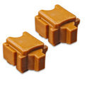 Compatible Xerox 108R00928 Yellow 2-Pack Solid Ink for the ColorQube 8570