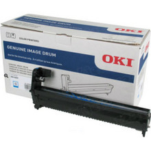 Original Cyan Drum Unit for Okidata 44844415 30K Page Yield