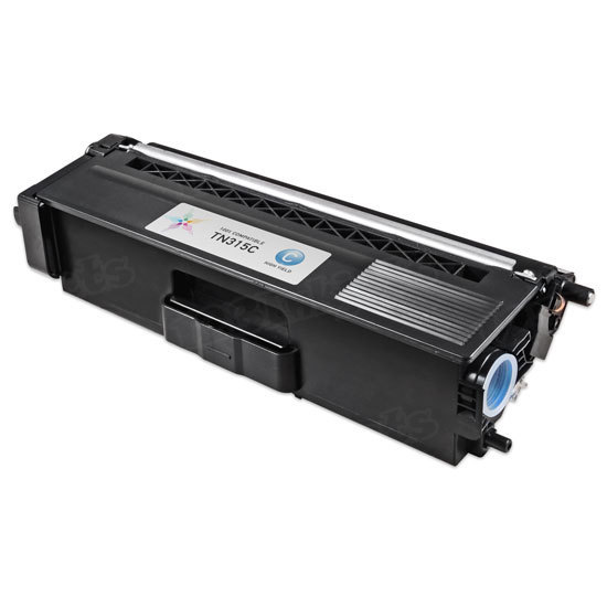 Compatible Brother TN315C HY Cyan Toner