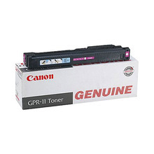 Canon GPR-11M (25,000 Pages) High Yield Magenta Laser Toner Cartridge - OEM 7627A001AA