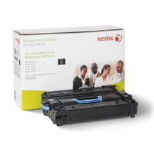Xerox Premium Remanufactured Replacement Black Toner for the HP C8543X (43X) u2013 Made in the U.S.