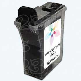 Brother Compatible LC21Bk Black Ink