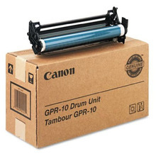 OEM Canon GPR-10 Black Drum Cartridge (7815A004AB) - 24K Page Yield