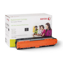 Xerox Premium Remanufactured Replacement Black Toner for the HP CE270A (650A) u2013 Made in the U.S.