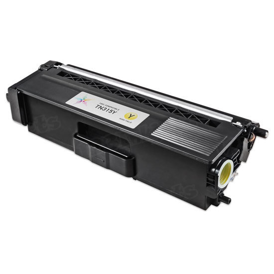 Compatible Brother TN315Y HY Yellow Toner