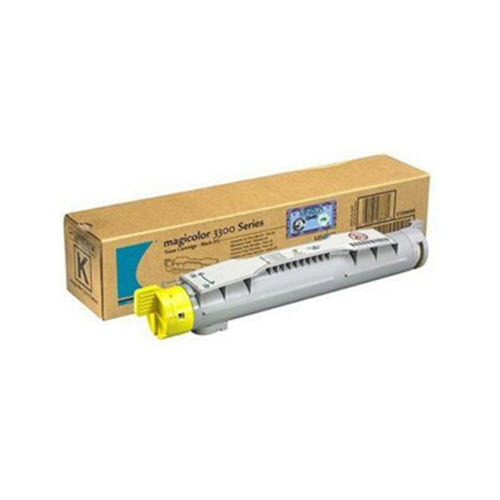 1710550 Yellow Toner for Konica Minolta