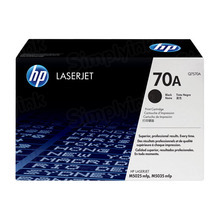 HP 70A (Q7570A) Black Original Toner Cartridge in Retail Packaging