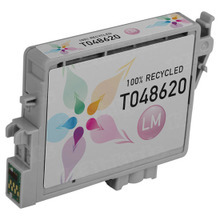 Remanufactured Epson T048620 (T0486) Light Magenta Ink Cartridges