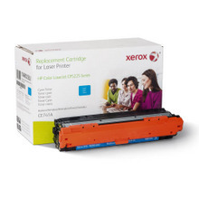 Xerox Premium Remanufactured Replacement Cyan Toner for the HP CE741A (307A) u2013 Made in the U.S.