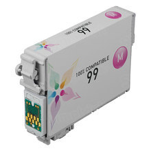 Remanufactured Epson T099320 (T0993) Magenta Ink Cartridges