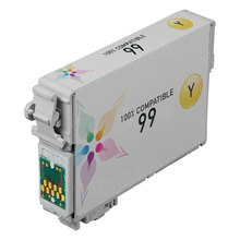 Remanufactured Epson T099420 (T0994) Yellow Ink Cartridges