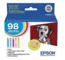 Epson 98 Color OEM Ink Cartridge 5PK