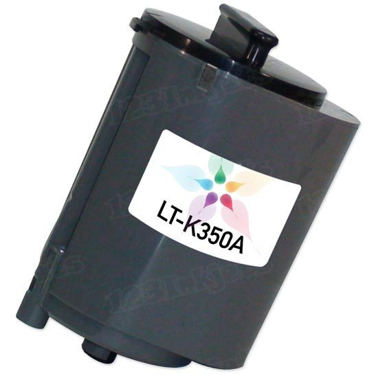 Compatible Alternative CLP-K350A Black Toner