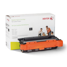 Xerox Premium Remanufactured Replacement HY Black Toner for the HP CE264X (646X) u2013 Made in the U.S.