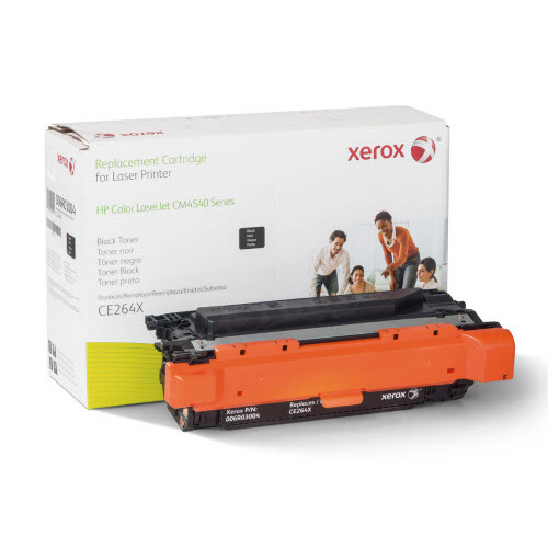 Xerox Remanufactured HY Black Laser Toner for Hewlett Packard CE264X